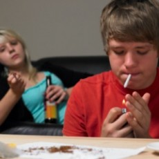 Signs of Teen Drug Use