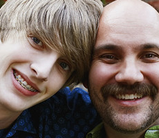 Teen and his Dad